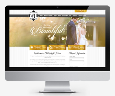 Wedding Venue Website
